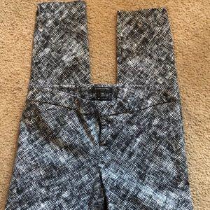 Banana Republic 10L flat front pants